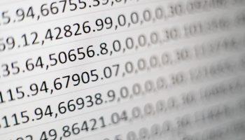 Data Processing at Character Mailing