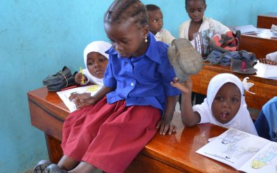 Building Schools In Zanzibar Tanzania