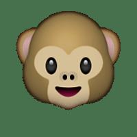 Cute Monkey Emoji Wallpaper Charbase U 1f435 Monkey Face