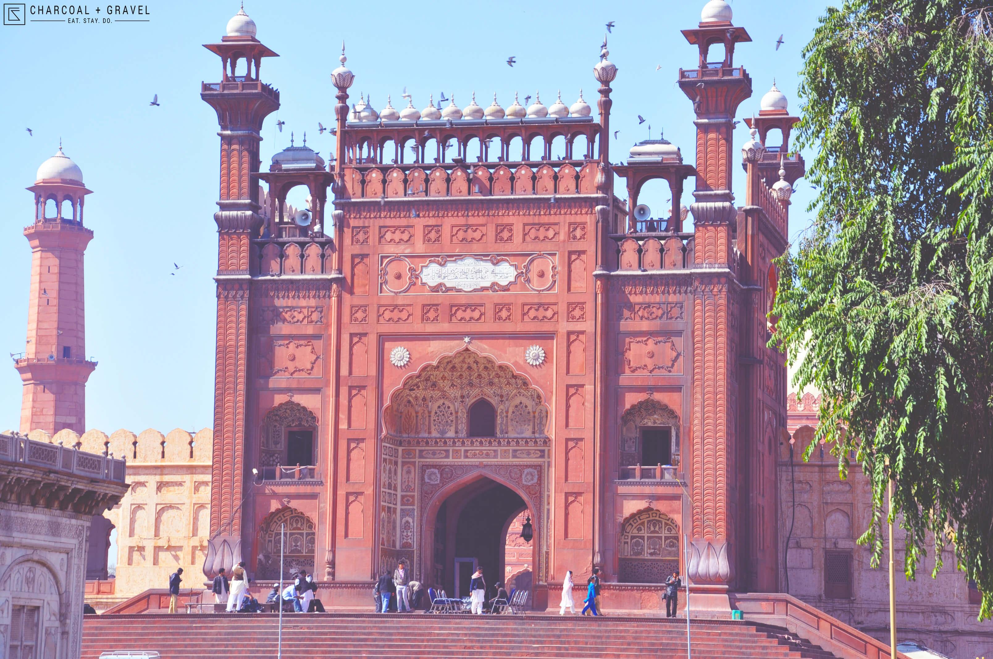 Edited 3 1 - Badshahi Masjid