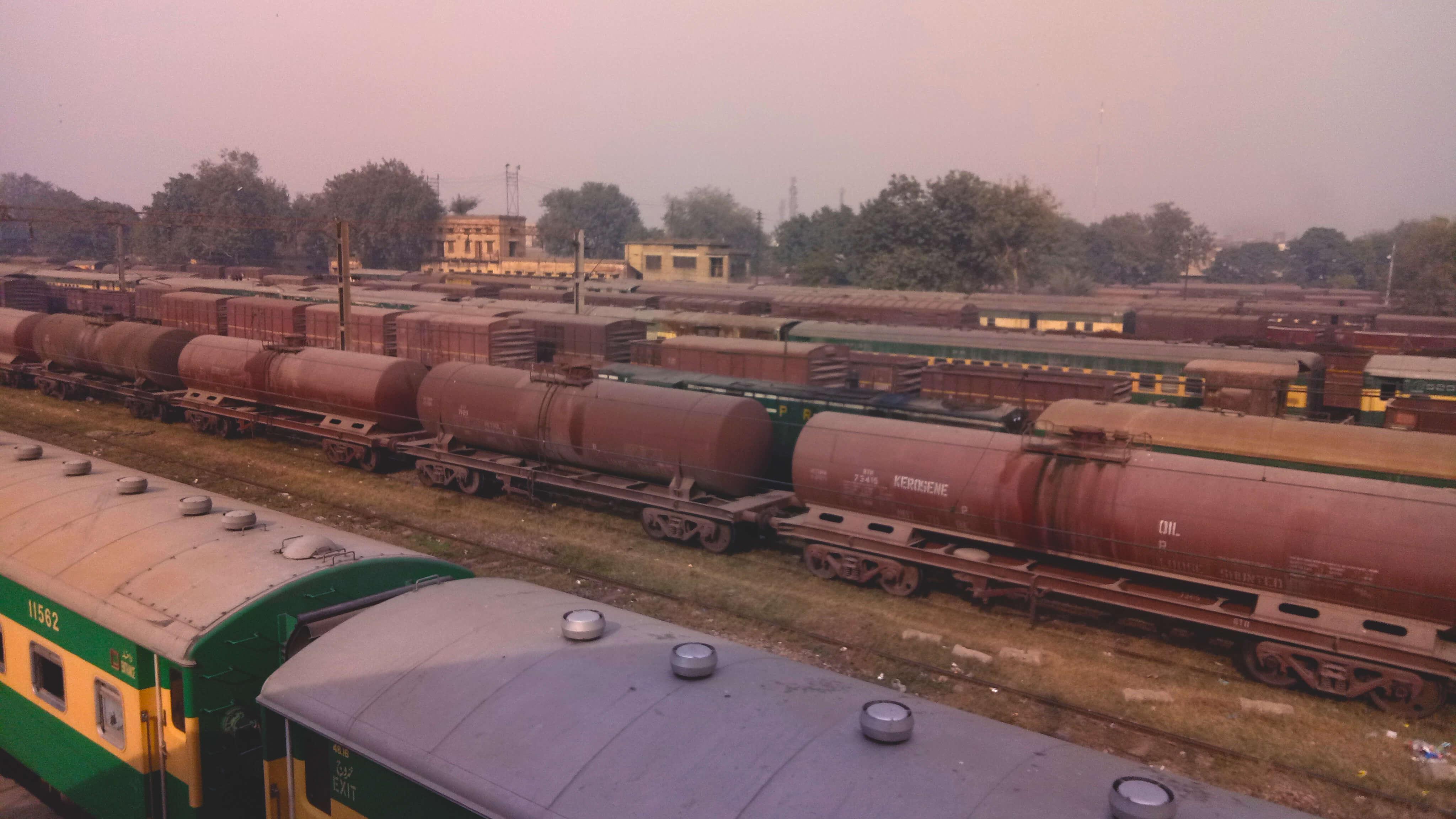 Edited 1 1 - Lahore Railway Station