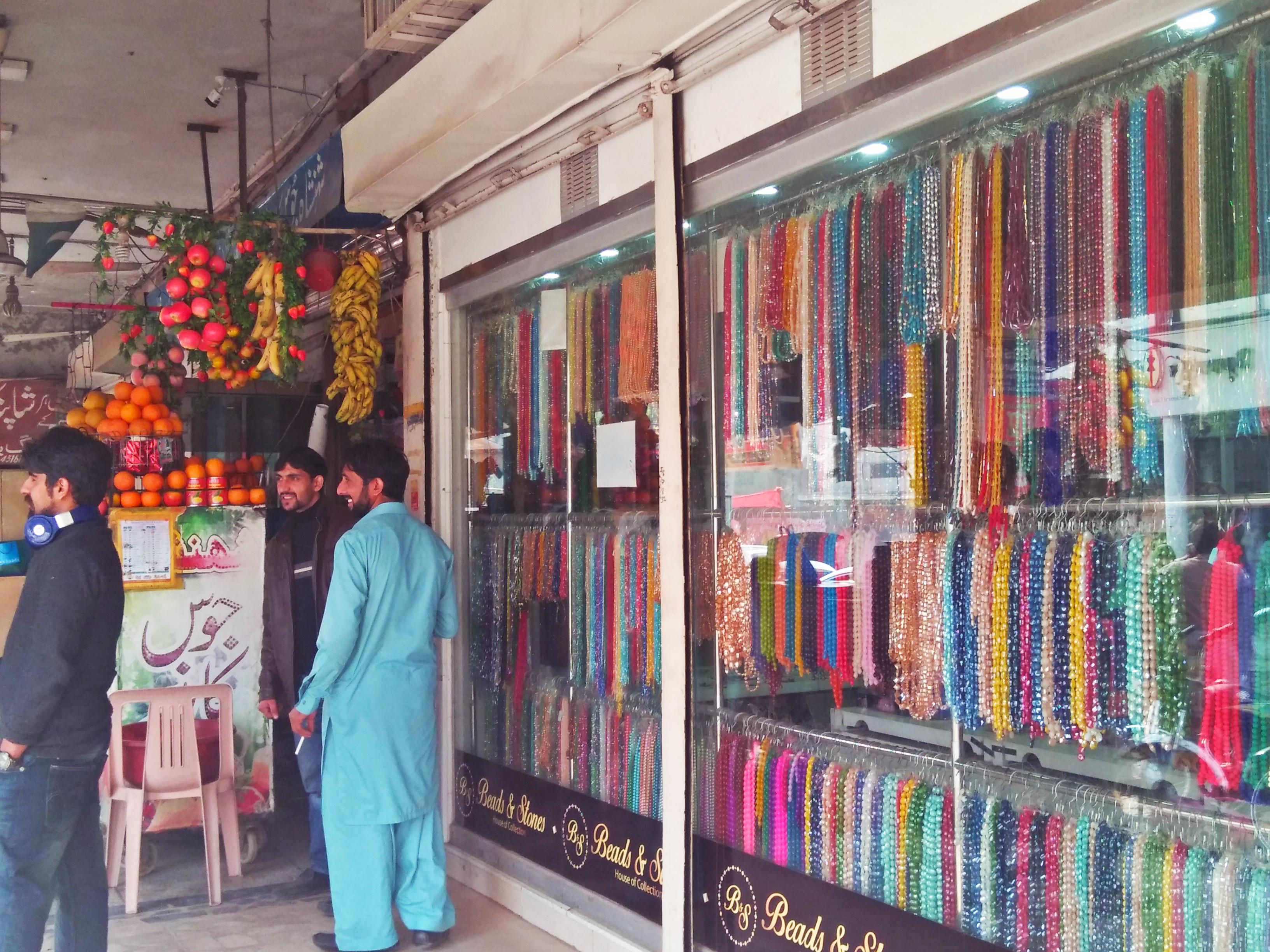 Edited 19 - Ghalib Market: Unremarkably Remarkable