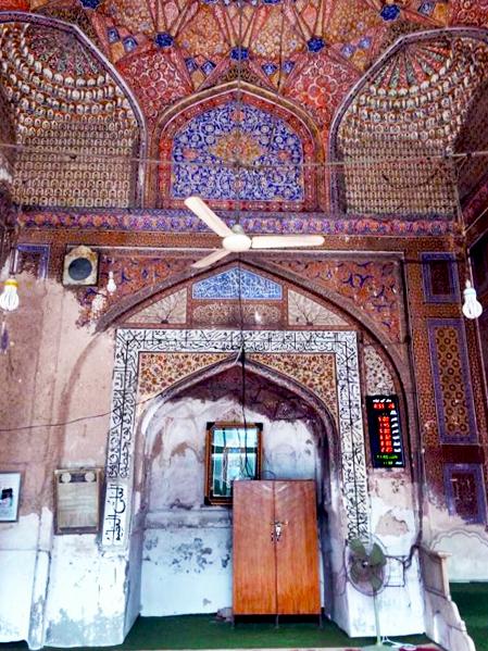 Edited 5 3 - Maryam Zamani Mosque: A Hidden Gem