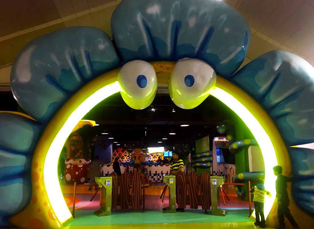 Edited 5 4 - Fun Factory: More 'Fun' than 'Factory'