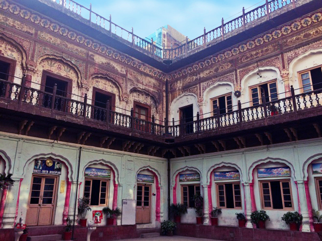 Nau Nihal 3 - Haveli Nau Nihal Singh: A Step Into History