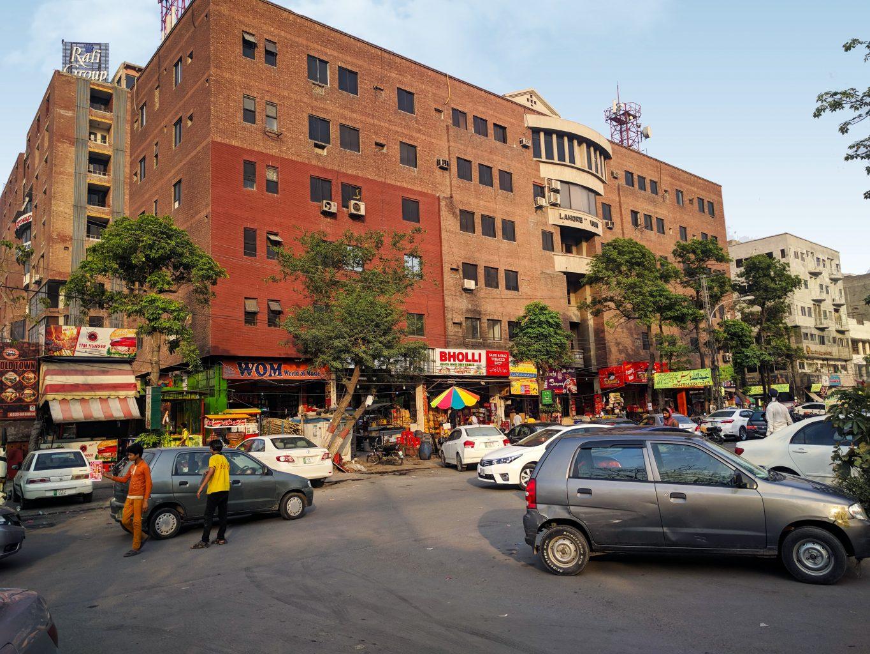 Barkat Market External View