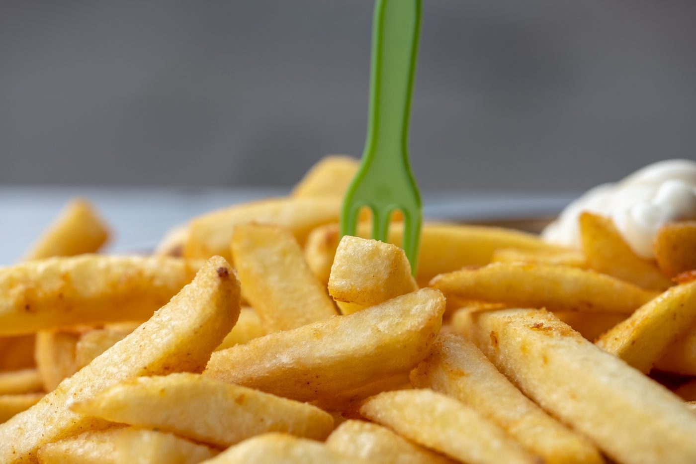 Oh so many fries - Ramzan: Foodin' During the Day