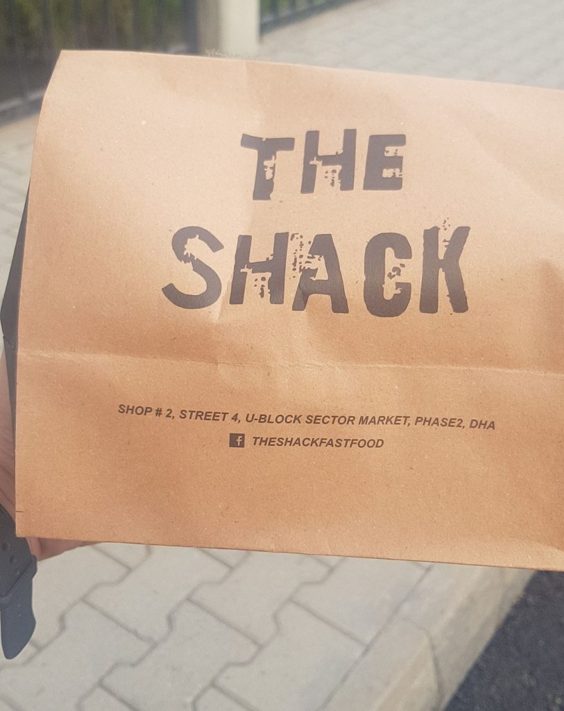 The Shack DHA NY Classic Cheeseburger