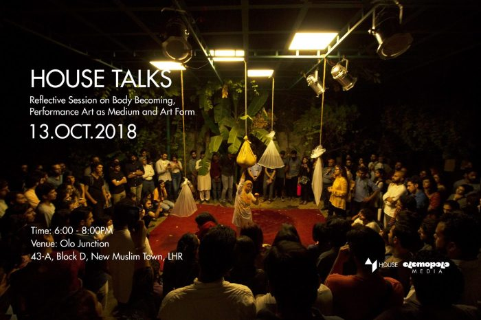 house talks 1024x683 - This Weekend In Lahore: For Shits and Giggles