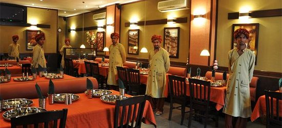 RD1 - Rajdhani Delights: Authentic Thaalis and More