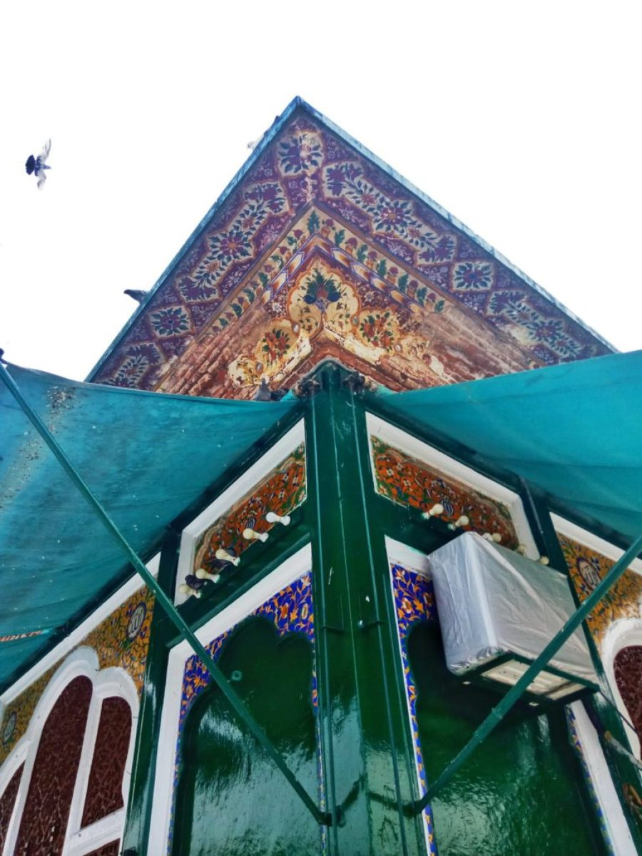 Mian Meer Shrine