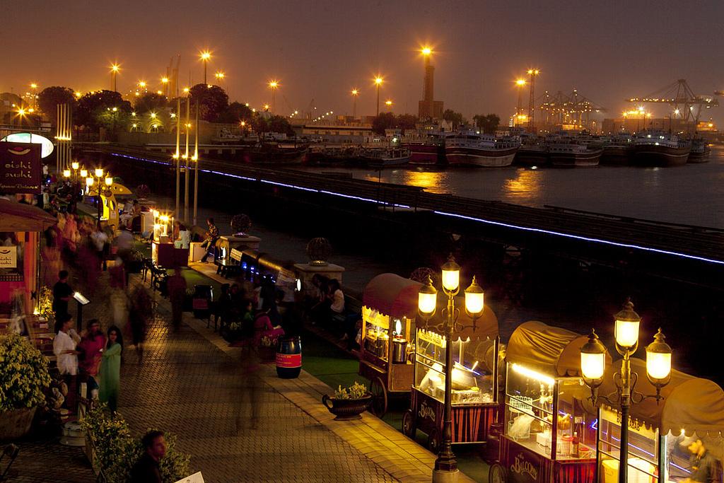 port grand karachi4 - Karachi's Port Grand: Dining on the Wharf