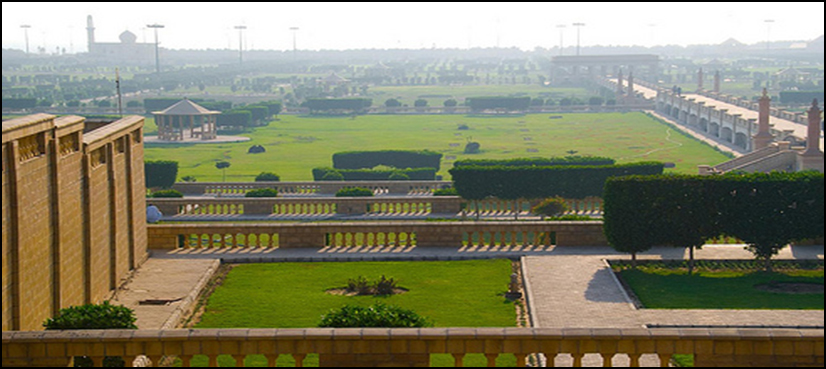 bbp - Shaheed Benazir Bhutto Park: The Perfect Hideaway
