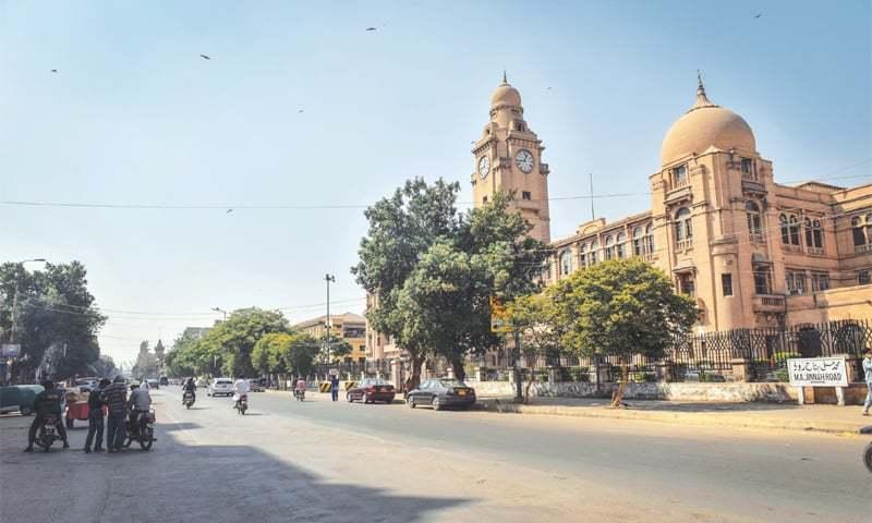 this weekend in karachi