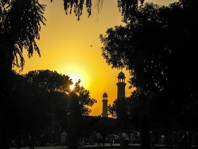 this weekend in Lahore