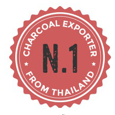 Charcoal exporter from Thailand