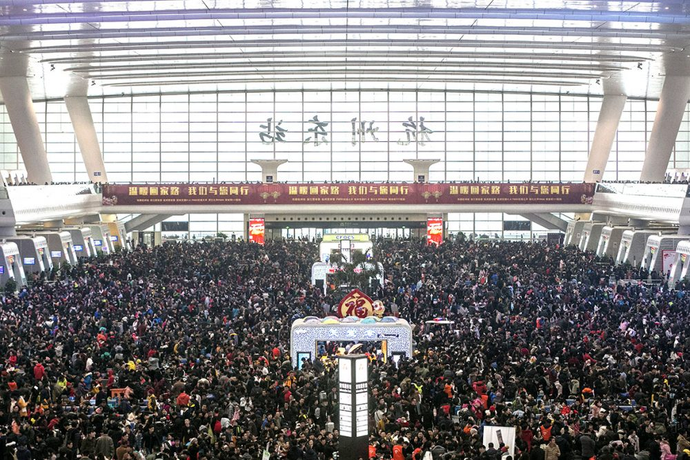 chinese new year and shipping crisis
