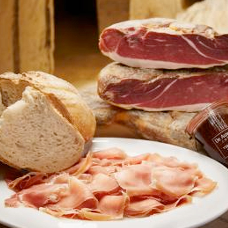 Gedroogde vleeswaren | Auwstoof | Geulhemmer Grottenham