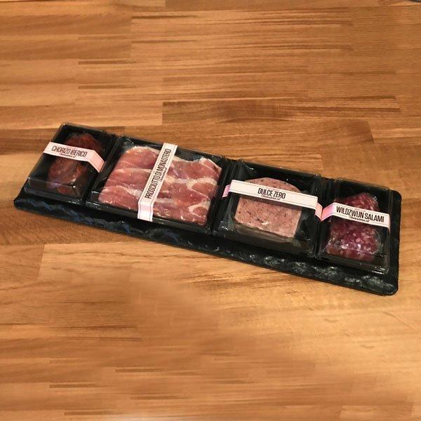 Borrelplateau online bestellen vleeswaren borrelschaal vleeswarenschaal