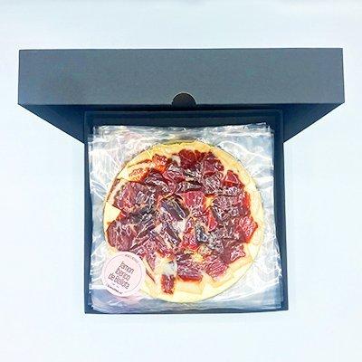 Cadeaubox Geschenkpakket Spaanse delicatessen Iberico de Bellota Chorizo Jamon Paleta Salchichon Lomo