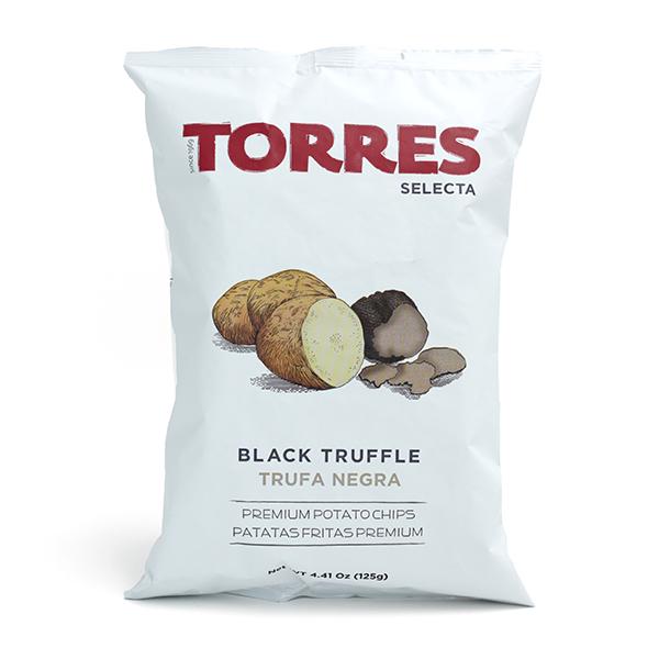 Torres Chips Zwarte truffel chips online bestellen