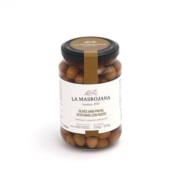 La Masrojana Spaanse arbequina olijven online bestellen