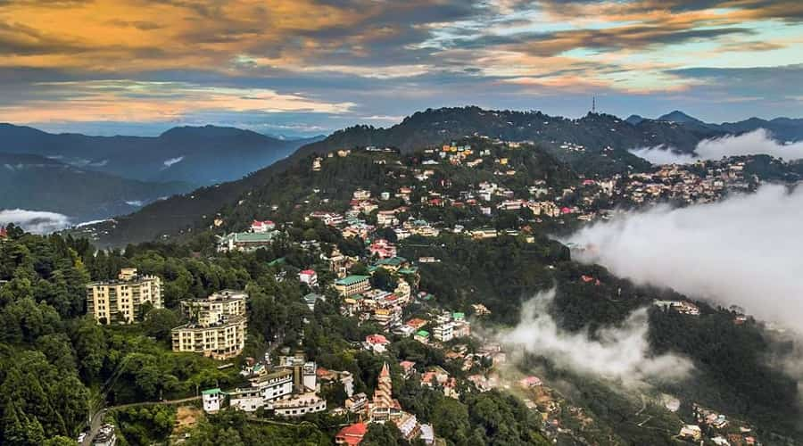 Mussoorie, Uttarakhand - Sightseeing & Thigns to Do - Climate, Getting
