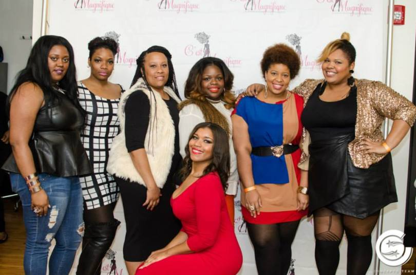 Being part of Boston's first Curvy Event: Curvaceous Night Out