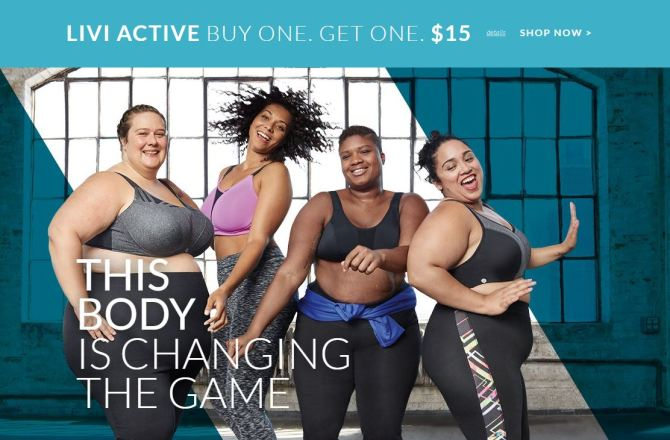 Plus Size Fitness