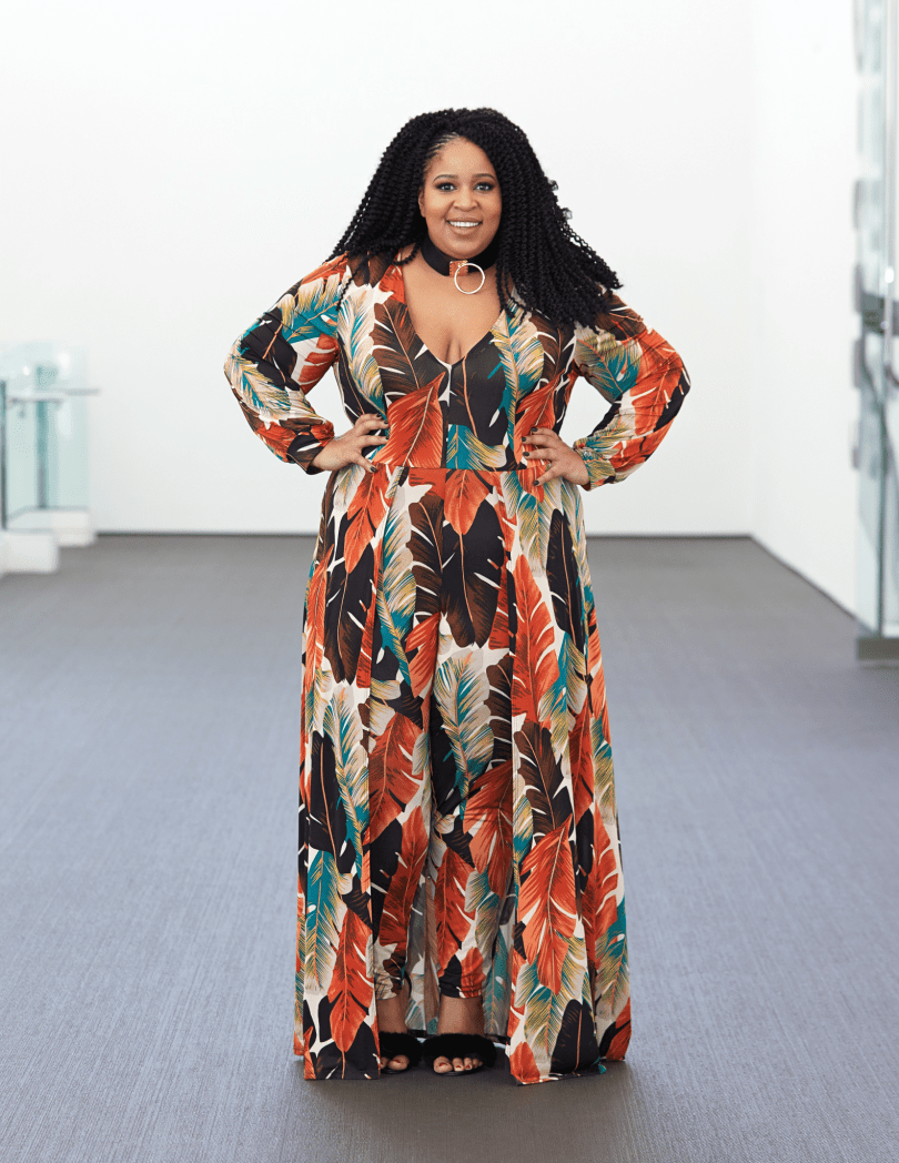 Plus Size Jumpsuits from GITI