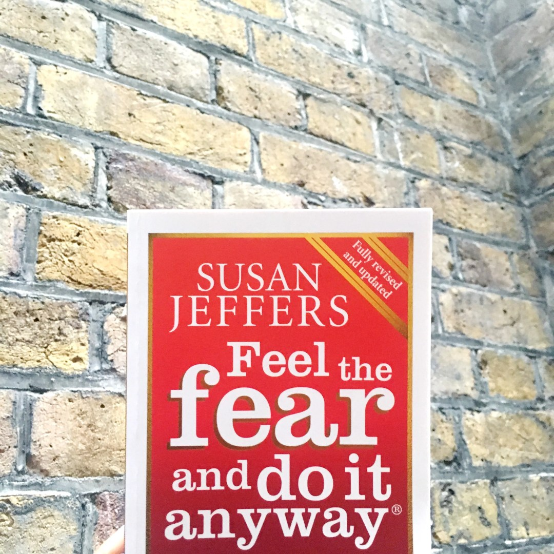 Feel the Fear and Do It Anyway Book Cover