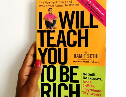 I Will Teach You To Be Rich by Ramit Sethi - Book Review:Summary by Charelle