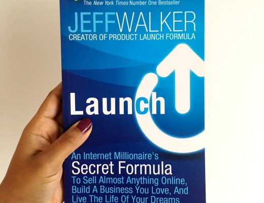 Launch by Jeff Walker - Review by Charelle Griffith