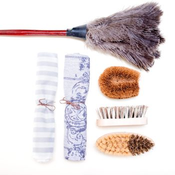 Brushes, Dusters & Towels