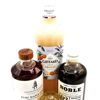 HONEY, SYRUPS & SAUCES