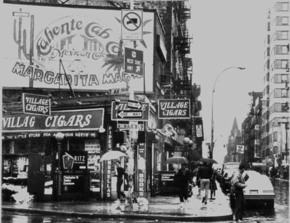 Vintage Christopher Street - Village Cigars