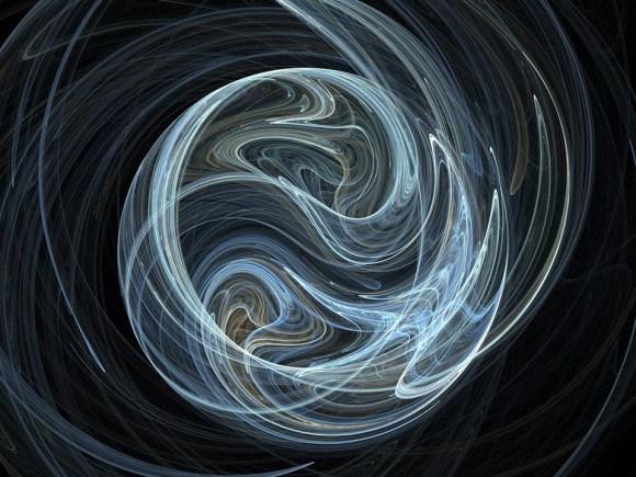 Fractal Yin Yang