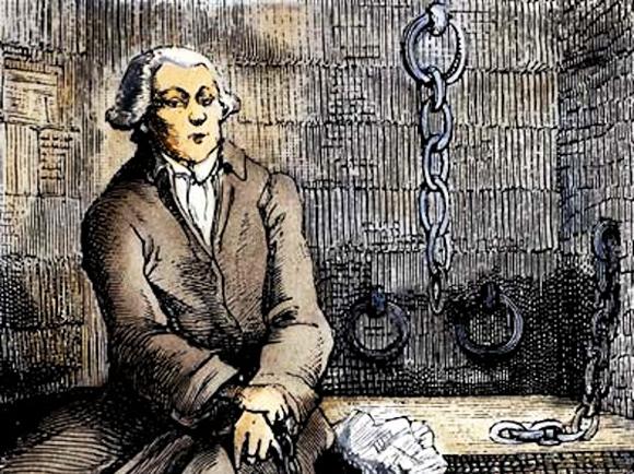Marquis De Sade - Charenton Cell
