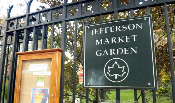 Jefferson Market Garden