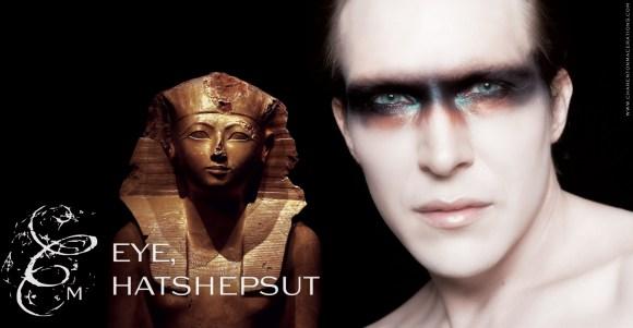 Eye Hatshepsut with CM Logo
