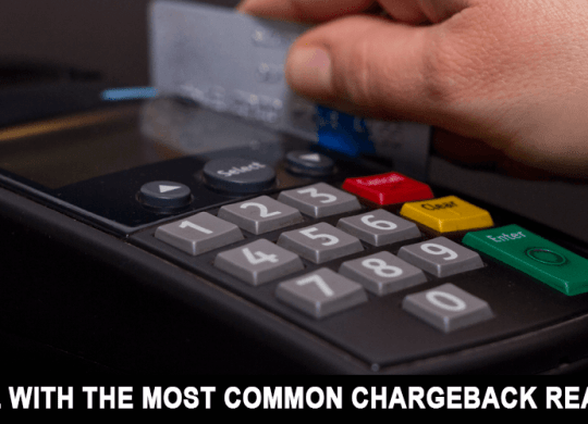 Most Common Chargeback Reason Codes