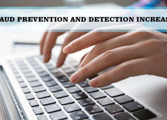 Fraud Prevention and Detection Increase Profits