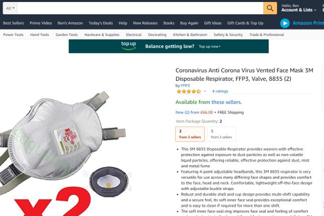 1 million items removed from Amazon for false coronavirus claims ...