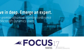 Focus17 NAVUG ChargeLogic