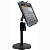 ChargerCity 360 Rotate Tablet Holder Podium Stand Mount w ...