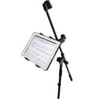 ChargerCity Music Mic Microphone Stand Tablet Mount with ...