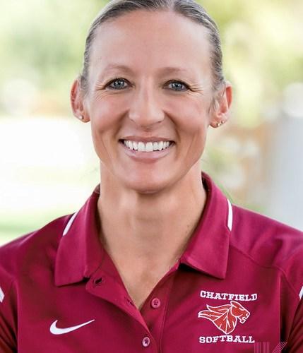 Coach Jen Lazzeri