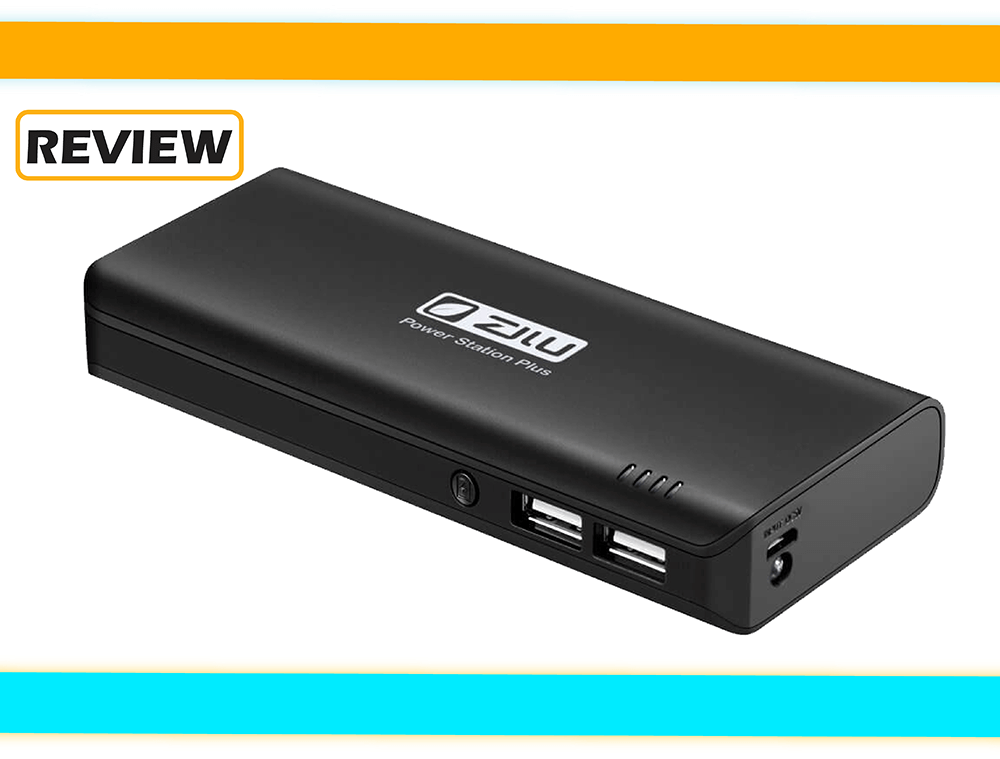 ZILU Power Bank Review