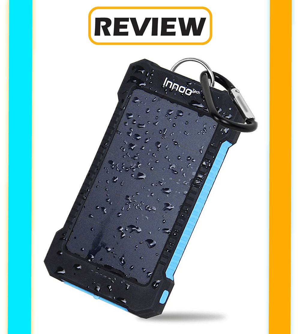Innoo Solar Power Bank Review