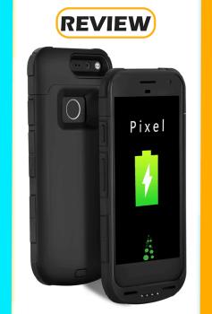 ALCLAP Google Pixel Battery Case